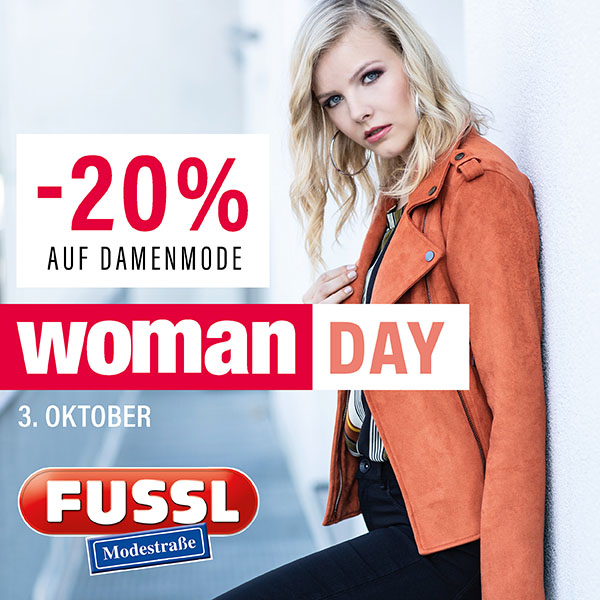 Fussl womanday